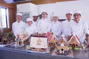 Gingerbread houses 'smiles on faces' at Southland charities