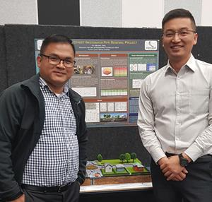 Graduate Diploma in Engineering Technology student wins 3-minute Thesis Contest