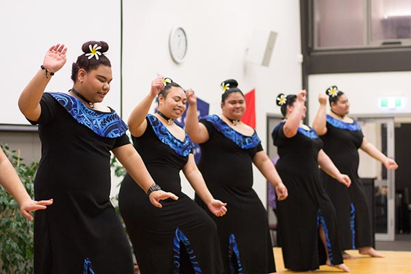 Pasifika Open Night