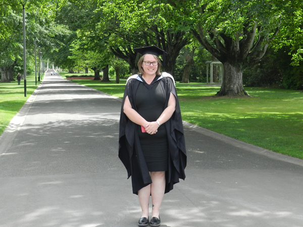 Joanna May - Bachelor of Nursing