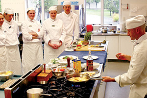 Diploma in Professional Chef Practice