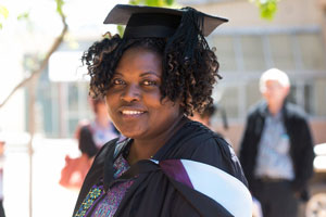 Cythia Chigara - Postgraduate Diploma in Health Science
