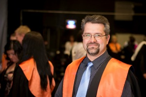 Dewald Pieterse - National Diploma in Business