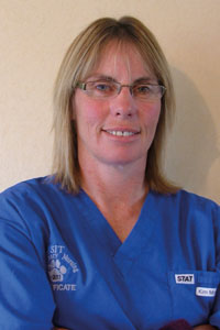 Kim McColl - Diploma in Veterinary Nursing