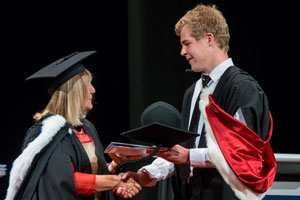 Levi Goodall - Bachelor of Sport and Exercise
