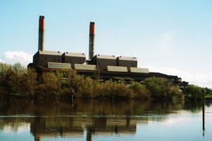 Huntly Power Station, New Zealand