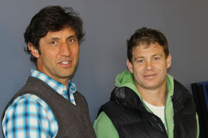 Hennie Pienaar and Will Payne - SIT School of Sport and Exercise
