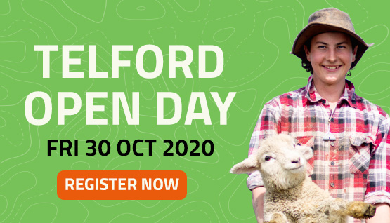 Telford Open Day