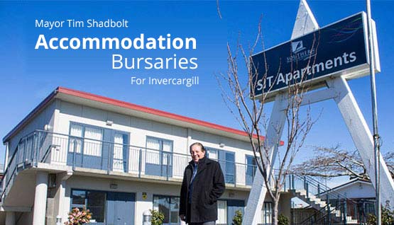 Accommodation Bursary
